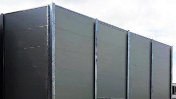 Barriera su impianto scambiatore di calore